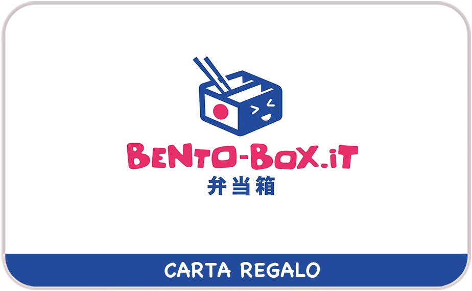 CARTA REGALO BENTO BOX