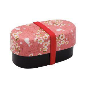 bento box chiba pink