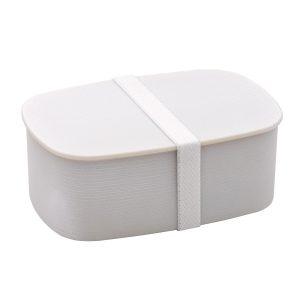 bento box nikko 700ml white