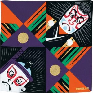 Furoshiki 6 Kabuki