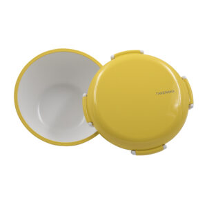 Bento Box Kumamoto Bowl 1000 ml giallo-bis