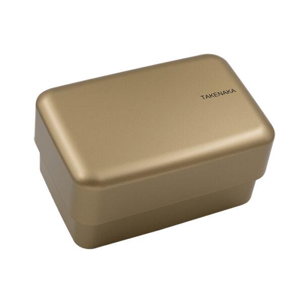 Bento Box Kumamoto compact gold 900 ml